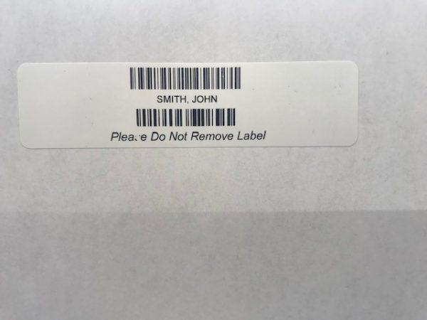school-label-sample
