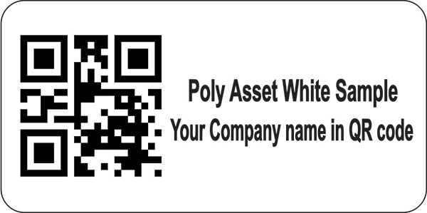 qr-code-label-poly-white
